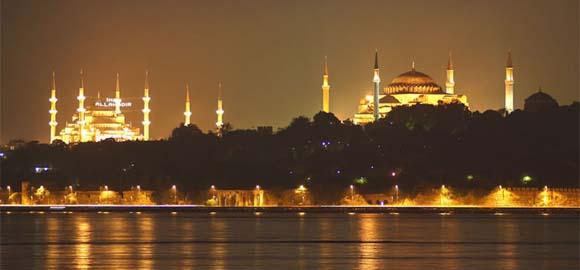 εκδρομή Κωνσταντινούπολη
